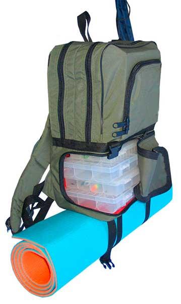 рыбацкие рюкзаки в гомеле