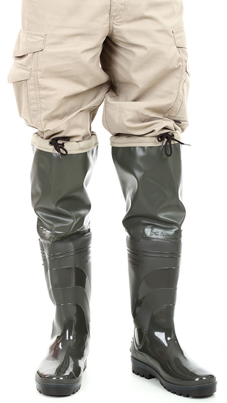 Купити гумові чоботи з надставкою в Києві і з доставкою по Україні 79e02e9ab557f